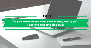 Do you know where does your money really go? [QUIZ]