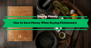 How to Save Money When Buying Kitchenware