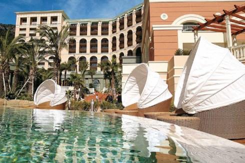 Monte-Carlo-piscina