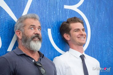 Mel Gibson e Andrew Garfield