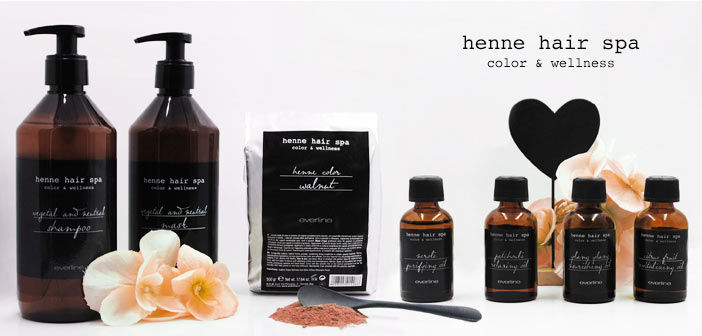 Henné Hair Spa