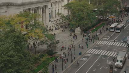 NYPL FROM ABOVE - Photo by Don Pollard © The New York Public Library