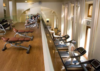 Gym Four Seasons Hotel Firenze (2)