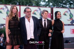 Giada Colagrande, Willem Dafoe, Louise Kugelberg and Julian Schnabel_2