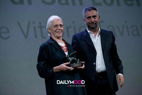 Lina Nerli Taviani, Salvatore Mereu