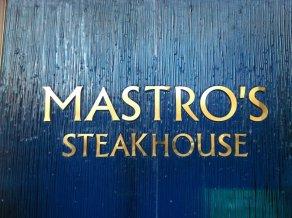 Mastros Steak House