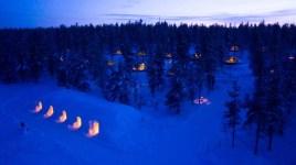 Northern Lights_MAJOITUS_Lumi-iglut