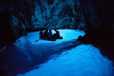 Blue Cave - Stjepan Tafra_Shutterstock.com