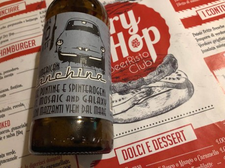 Dry Hop Beer Risto Club beer2_©Dry Hop Beer Risto Club