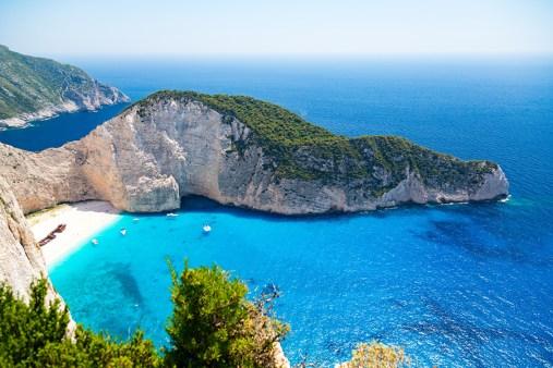 Navagio Bay - Roman Safonov_Shutterstock.com
