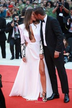 Violeta Mangrinan e Fabio Colloricchio