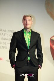 Fedez in Versace