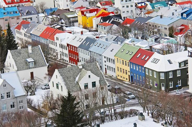 10. Reykjavik- ⓒHolidu