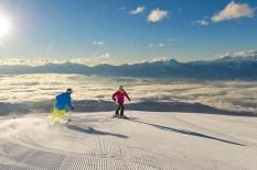 Carinzia Copyright_Kaernten Werbung_Gerlitzen Alpe_Skifahren