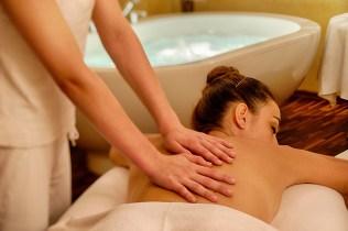 Alpenpalace - Massaggio