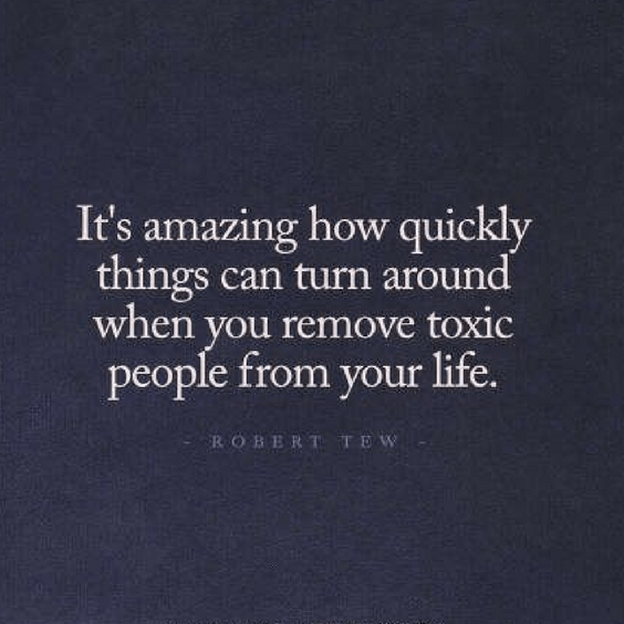 Removing Negative People Quotes Your Life