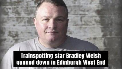 Bradley Welsh Murder Residents Tell Of Shock After Trainspotting