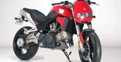 Gilera Ferro Concept Bike