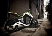 © Volta Motorcycles.