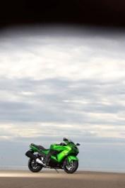 Kawasaki ZZ1400 Launch