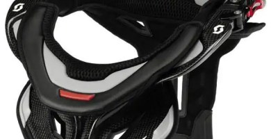 Neck Brace Carbon Pro