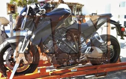 KTM Super Duke 1290 © vía MCN.