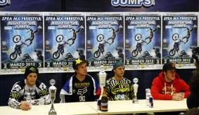 Torino press conference