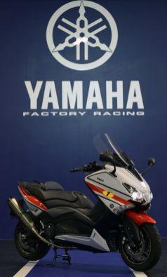 Yamaha TMAX 530 'Ago' edition (1)