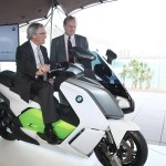 bmw c evolution electrica