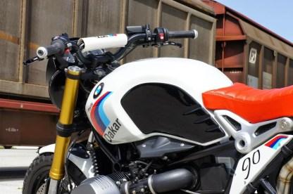 BMW NineT Dakar RocketGarage