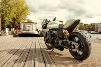 Yamaha XJR Botafogo-N YARD Built 04