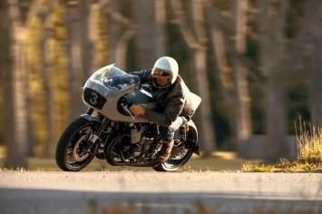 Yamaha XJR Botafogo-N YARD Built 06