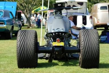 Flathead V8 Trike