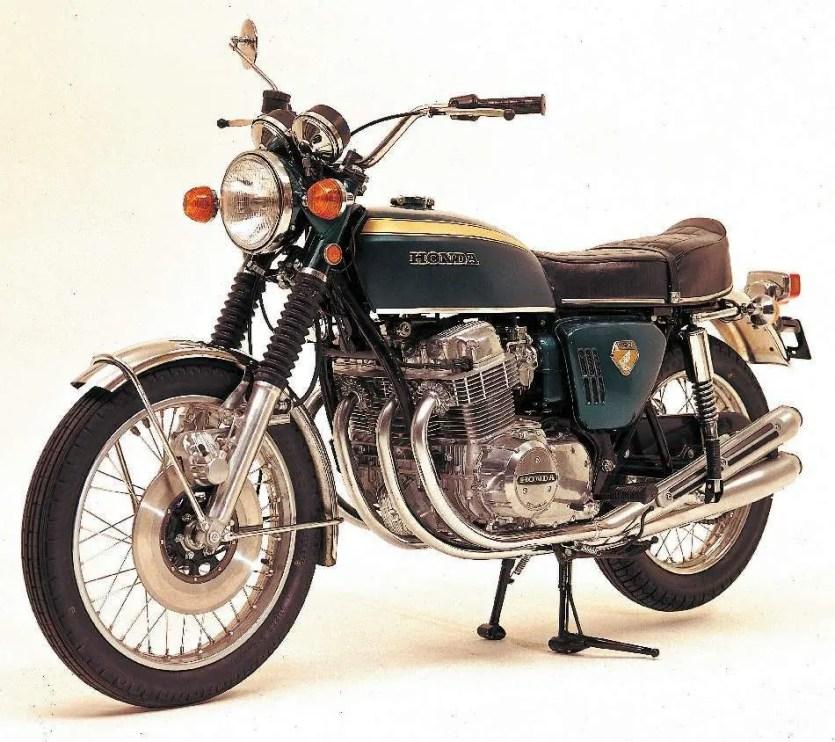 honda CB750 1969 (2)