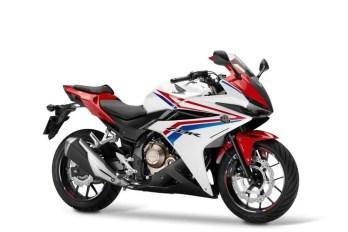 Honda CBR500R 2016 5