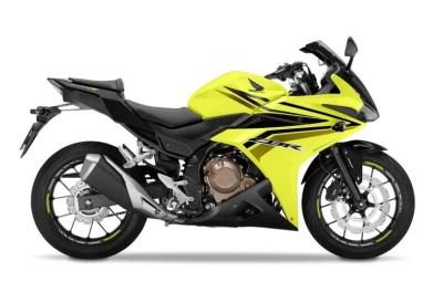 Honda CBR500R 2016 4