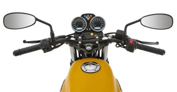 Moto Guzzi V7 II Stone ABS 2015 (6)