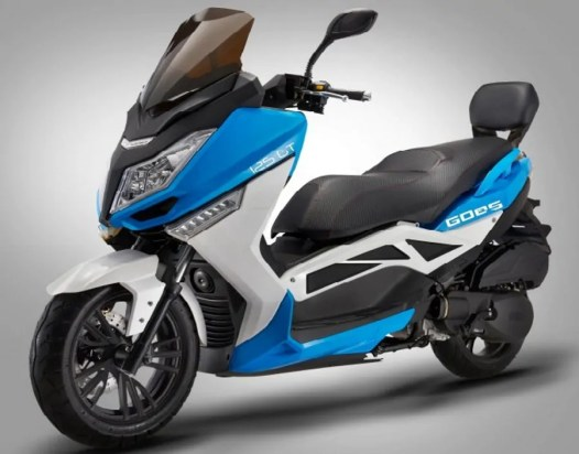 GOES G 125 GT 2016 scooter (1)