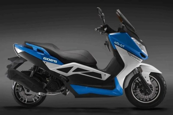 GOES G 125 GT 2016 scooter (5)