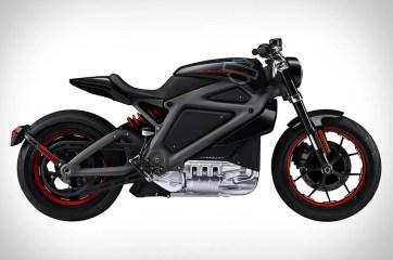 Harley-Davidson Livewire (1)