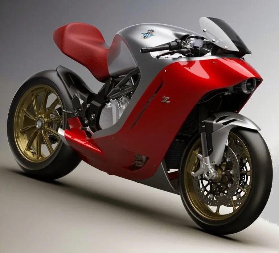 MV Agusta F4Z Zagato bike (5)