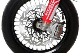 Honda CRF450R Supermoto 2017