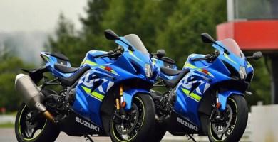 Suzuki Superbike