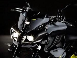 Yamaha MT-10 2017 frontal