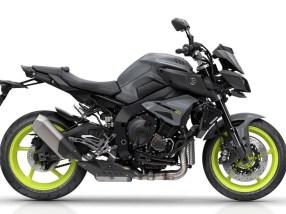 Yamaha MT-10 2017 en perfil