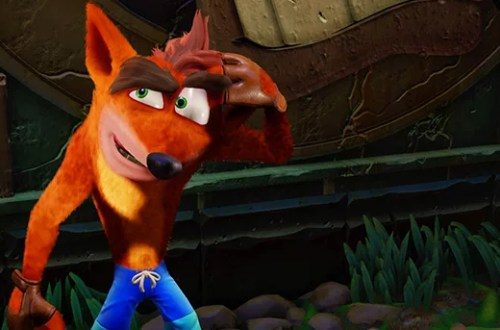 Crash Bandicoot The N. Sane Trilogy