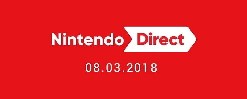 Nintendo Direct - 08-03