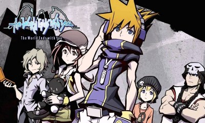 The World Ends With You animation
