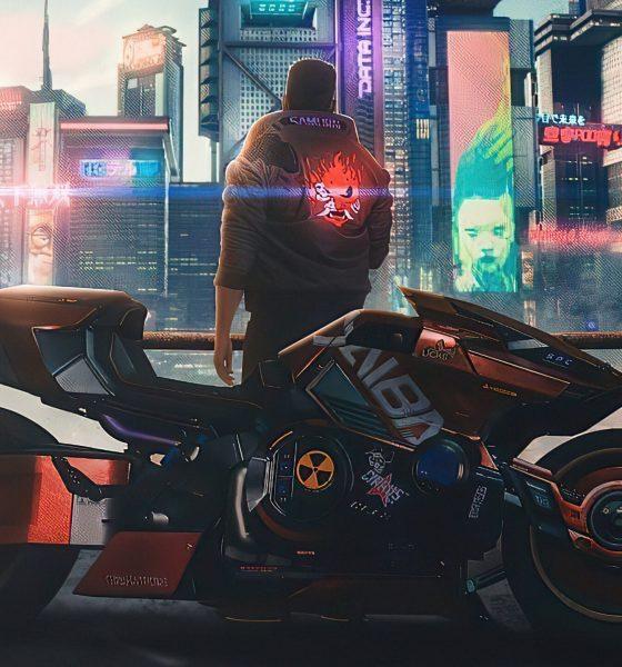cyberpunk 2077 trailer gameplay