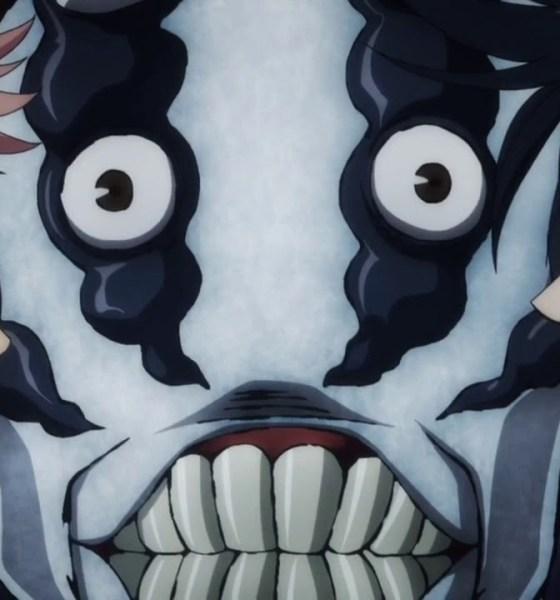 Jujutsu kaisen: appaiono dei murales a Shibuya